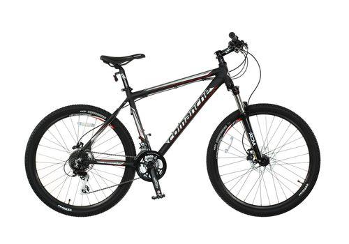Велосипед Comanche Hurricane Comp Черный-серебристый, фото 1