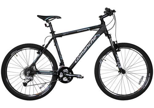 """Велосипед Comanche Backfire Черный-синий (рама 20,5""""), фото 1"""