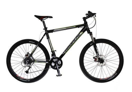 Велосипед Comanche Backfire Disk Серебристый, фото 1