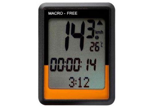 Велокомп'ютер O-SYNCE Macro free 18F б/дрот., фото 1