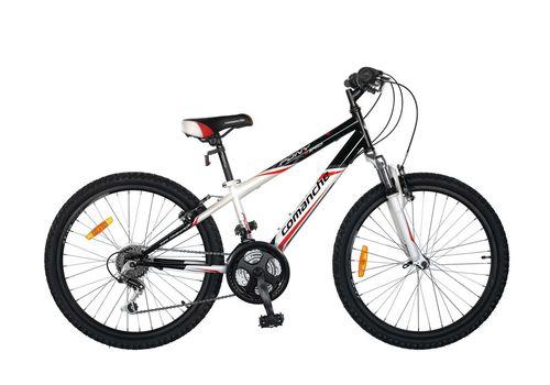 Велосипед Comanche Pony Черный-белый-красный, фото 1