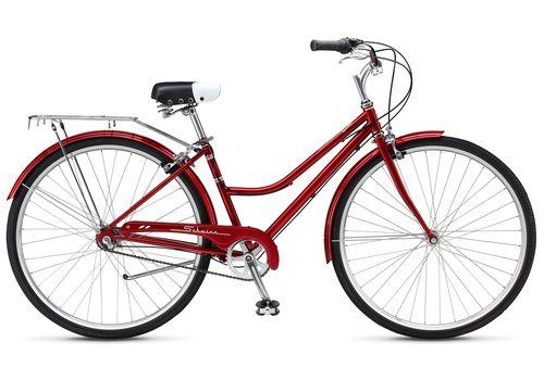 "Велосипед 28"" Schwinn Cream 1 Women 2014 red, фото 1"