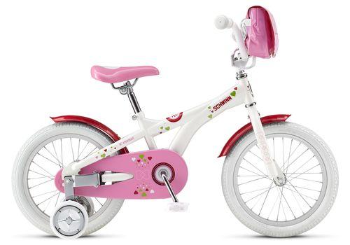 "Велосипед 16"" Schwinn Lil Stardust Girls 2014 white, фото 1"