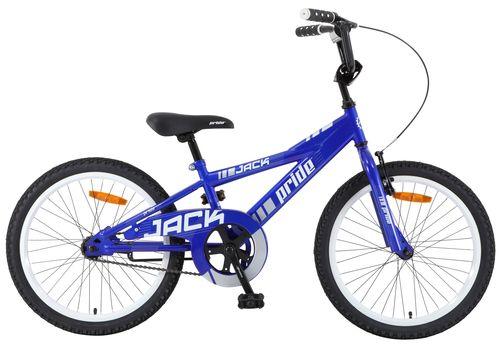 """Велосипед 20"""" Pride Jack 2014 сине-белый, фото 1"""