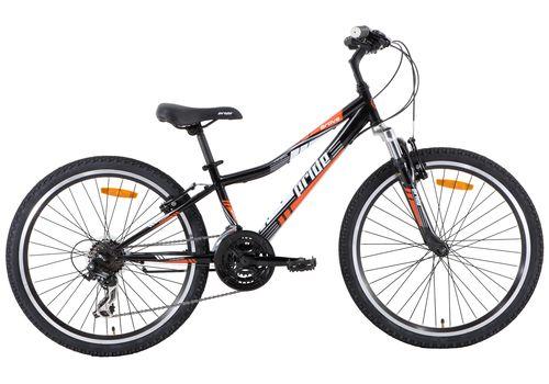 """Велосипед 24"""" Pride Brave 2013 черн-оранж, фото 1"""