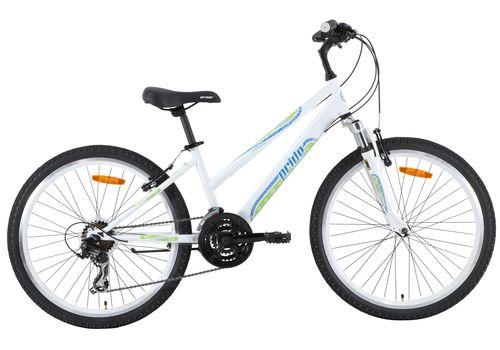 """Велосипед 24"""" Pride Lanny 2013 бело-зеленый, фото 1"""