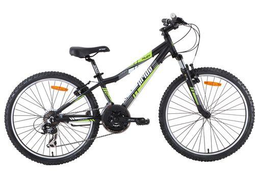 """Велосипед 24"""" Pride PILOT 2013 черно-зеленый, фото 1"""