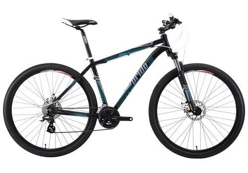 "Велосипед 29"" Pride XC-29 MD 2014 черно-синий матовый, фото 1"