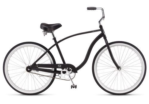 "Велосипед 26"" Schwinn Cruiser One 2014 black, фото 1"