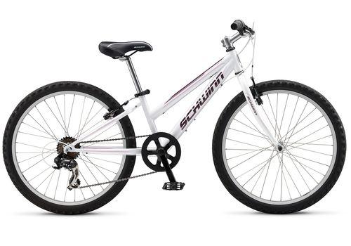 "Велосипед 24"" Schwinn Frontier Girls 2014 white, фото 1"