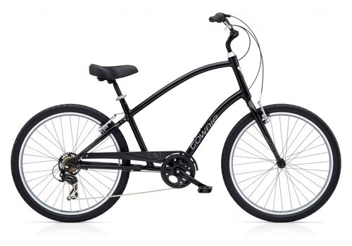 "Велосипед 26"" Electra Townie Original 7D Men's Black (BIC-17-67), фото 1"