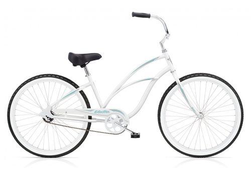 """Велосипед 26"""" Electra Cruiser 1 Ladie pearl white, фото 1"""