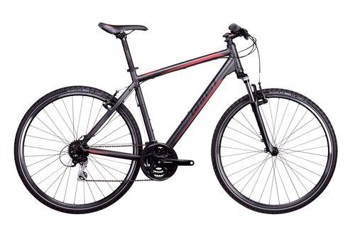 Велосипед Ghost Cross 1300 grey/black/red 2014, фото 1