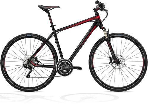 Велосипед Ghost Cross 9000 black/grey/red 2013, фото 1