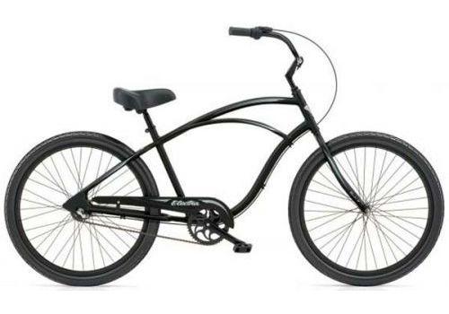 "Велосипед 26"" Electra Coaster 3i (Alloy) Men's 2014 black satin, фото 1"