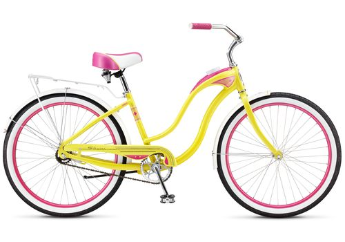 "Велосипед 26"" Schwinn Starlet Women 2014 yellow, фото 1"