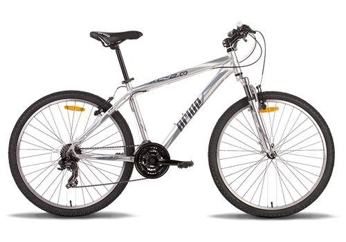 """Велосипед 26"""" Pride XC-2.0 2014 серый матовый, фото 1"""