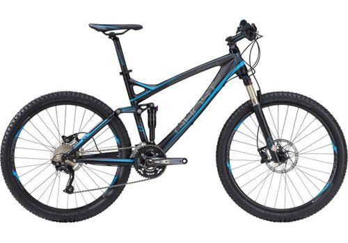 Велосипед Ghost RT Lector 5700 black/grey/blue 2012, фото 1