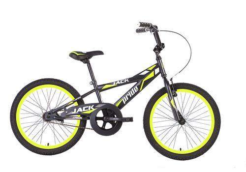"""Велосипед 20"""" PRIDE JACK 2014 черно-зеленый матовый, фото 1"""