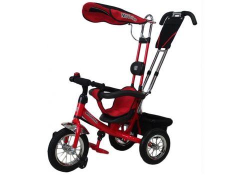 Велосипед 3-х колесний Mini Trike надувные колеса (красный), фото 1
