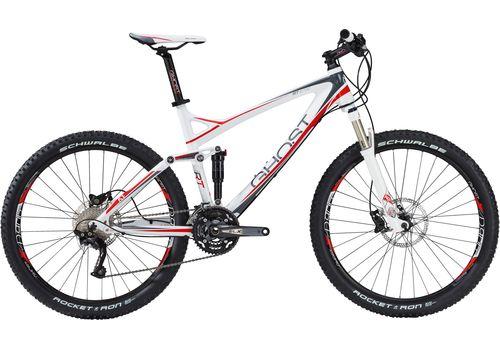 Велосипед Ghost RT Actinum 5700 white/grey/red 2012, фото 1