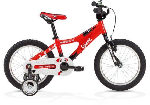 "Велосипед Ghost Powerkid 16"" Boy red 2013, фото 1"