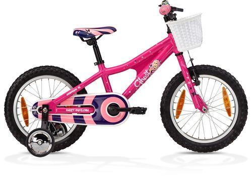 "Велосипед Ghost Powerkid 16"" Girl pink 2013, фото 1"