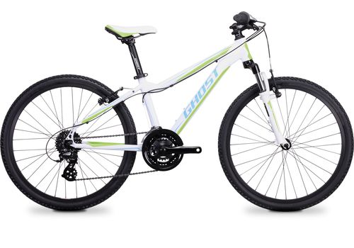 Велосипед Ghost Powerkid 24 Girl white/blue/green 2014, фото 1