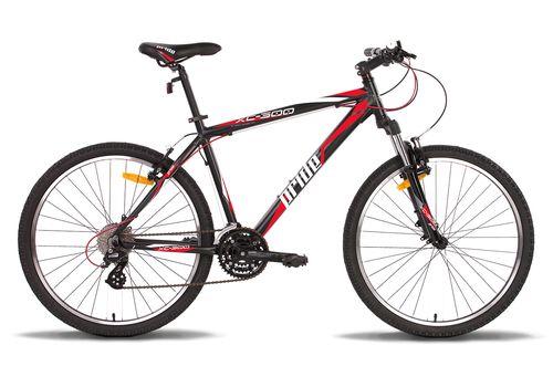 """Велосипед 26"""" Pride XC-300 2014 черно-красный матовый, фото 1"""