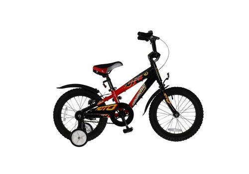 Велосипед Comanche Moto W16 Черный-красный, фото 1
