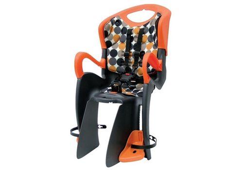 Сиденье заднее Bellelli Tiger relax детское до 22кг (оранж), фото 1