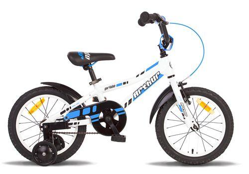 """Велосипед 16"""" Pride Arthur 2014 бело-синий, фото 1"""