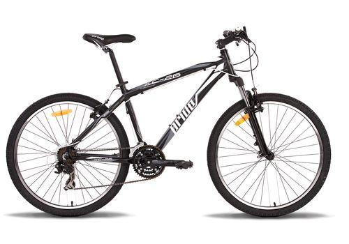 """Велосипед 26"""" Pride XC-26 2014 черно-белый матовый, фото 1"""