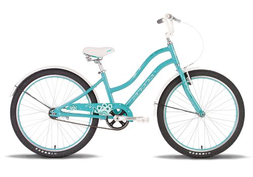 """Велосипед 24"""" Pride Sophie 2014 бирюзово-белый, фото 1"""
