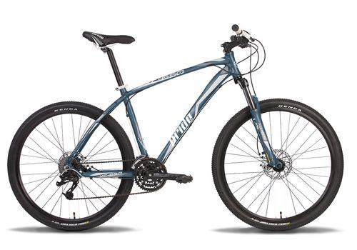 """Велосипед 27.5"""" Pride XC-650MD 2014 серо-белый матовый, фото 1"""