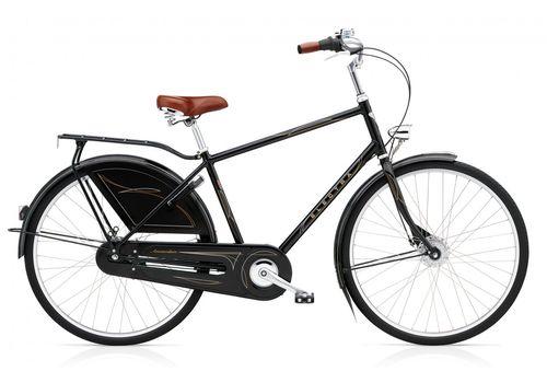 "Велосипед 28"" Electra Amsterdam Royal 8i (Alloy) Men's Black, фото 1"