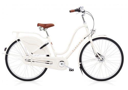 "Велосипед 28"" Electra Amsterdam Royal 8i 2014 (Alloy) pearl white ladies, фото 1"