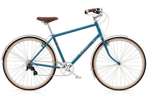 """Велосипед 26"""" Electra Ticino 8D (Alloy) Men's regular denim, фото 1"""