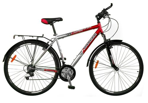 """Велосипед Ranger Magnum Cross Червоний-сріблястий (рама 22""""), фото 1"""