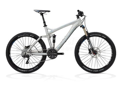 Велосипед Ghost AMR Plus 5900 raw/grey/blue 2013, фото 1