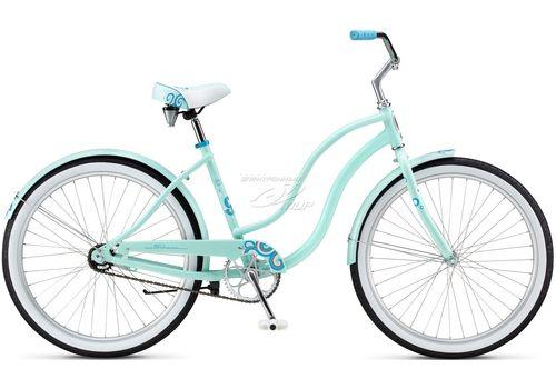 "Велосипед 26"" Schwinn Slik Chik Women 2014 mint, фото 1"