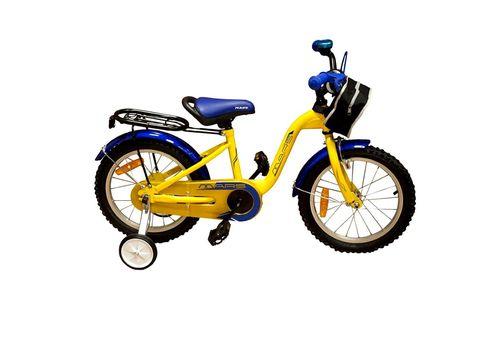 "Велосипед Марс 16"" (yellow/blue) желтый/синий, фото 1"