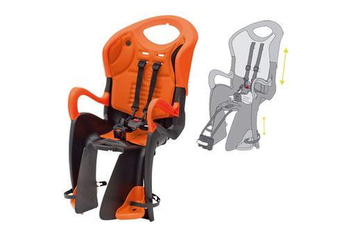Сиденье для детей Bellelli TIGER STANDARD черн/оранж, фото 1