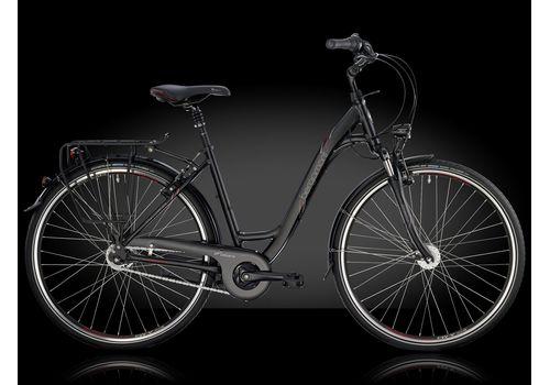 "Велосипед 28"" Bergamont Belami N8 C2, 2014 black/red/grey (matt), фото 1"