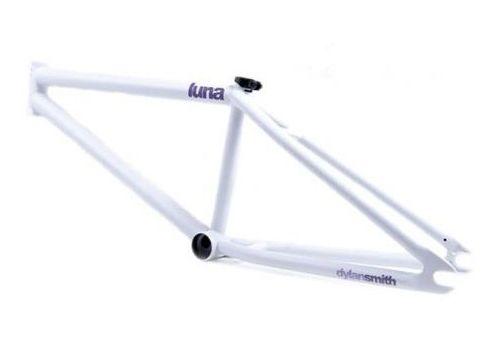 """Рама BMX FLYBIKES LUNA - 20.4"""" flat white, фото 1"""