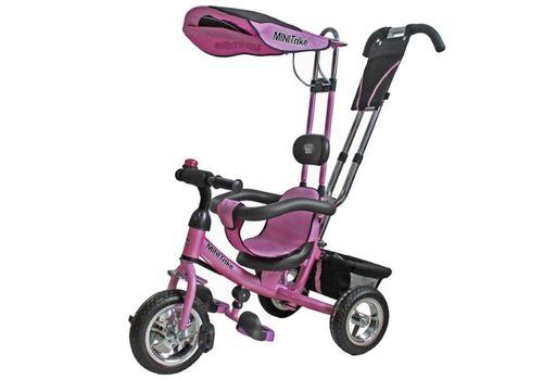 Велосипед 3-х колесний Mini Trike надувные колеса (фиолетовый), фото 1