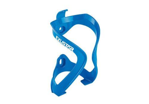 Флягодержатель EXUSTAR BC500BL Nylon + стекловолокно, синий (CGE-01-53), фото 1