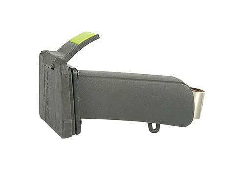 Крепление Basil BasEasy-system II навынос/шток вилки 22 - 26 мм (совместим с хомутами-регуляторами для любого размера) алюмин., черный (FIX-01-91), фото 1