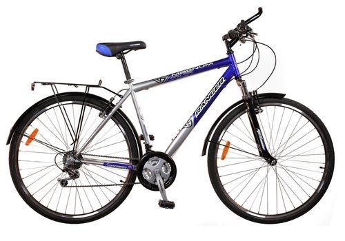 """Велосипед Ranger Magnum Cross Синій-сріблястий (рама 20""""), фото 1"""