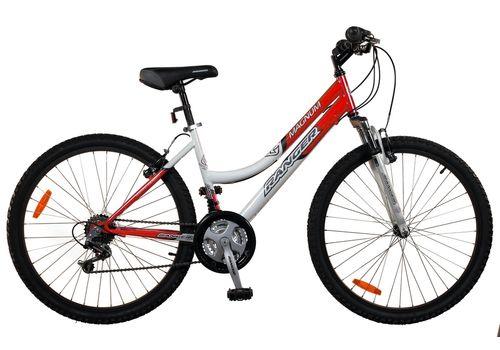 """Велосипед Ranger Magnum Lady Красный-белый (рама 16""""), фото 1"""